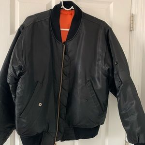 MA-1 Reversible Bomber Jacket